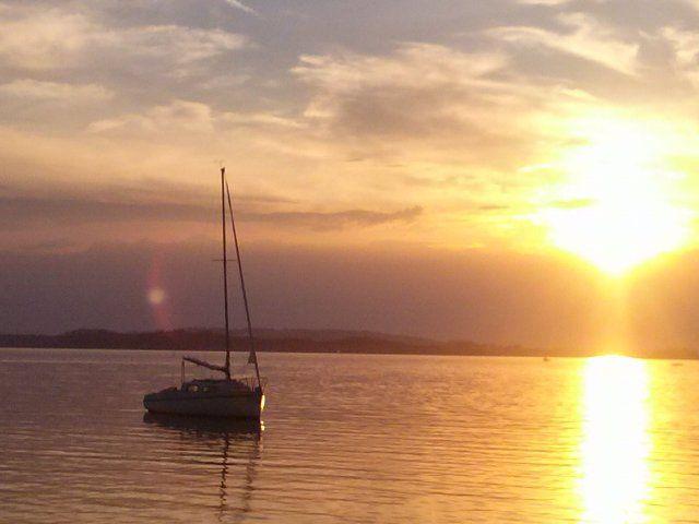 Chiemsee 2013 Sundowning